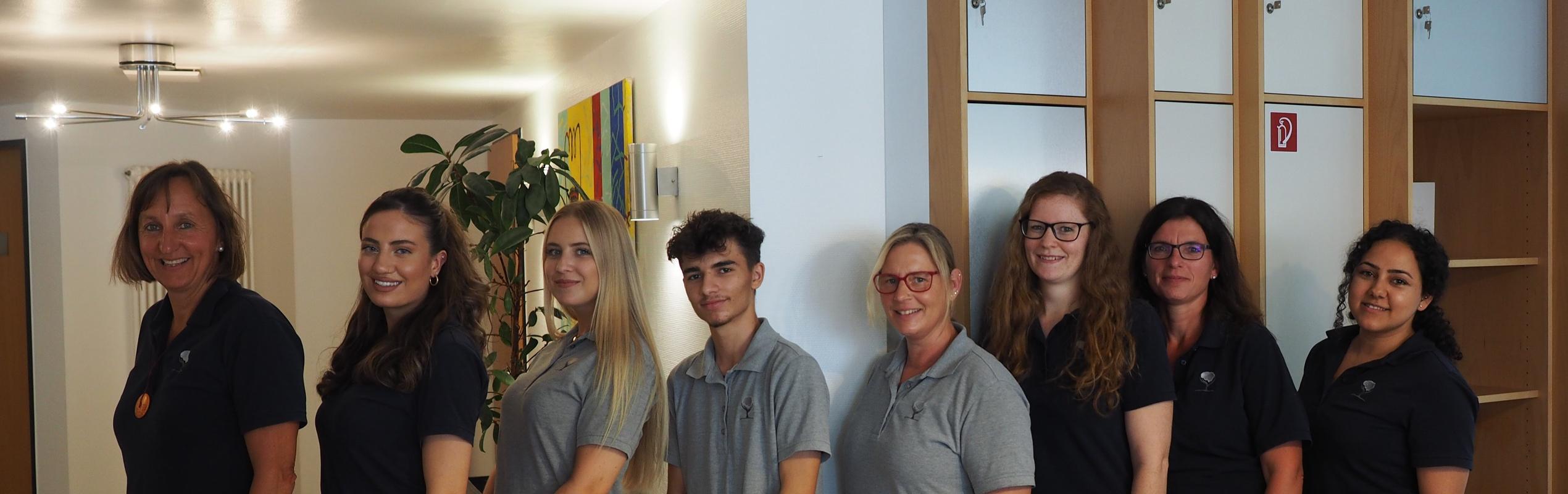 Team der Praxis für Neurologie und Psychiatrie in Ehingen